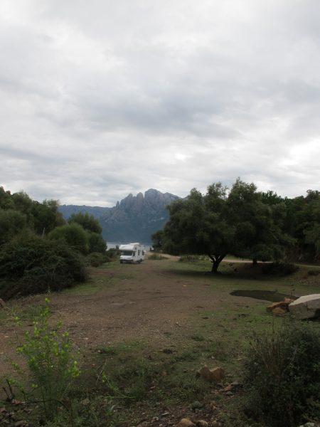 Wildcamper, Korsika / © Camping Korrespondent
