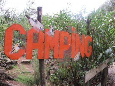 Camping E Gradelle, Korsika / © Camping Korrespondent