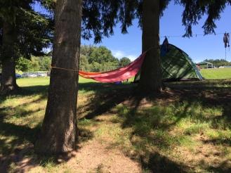 Camping Hammerschmiedesee / Foto: © Camping Korrespondent