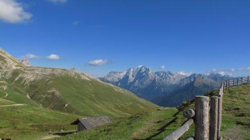 Seiser Alm, Schlern / Foto: © Camping Korrespondent