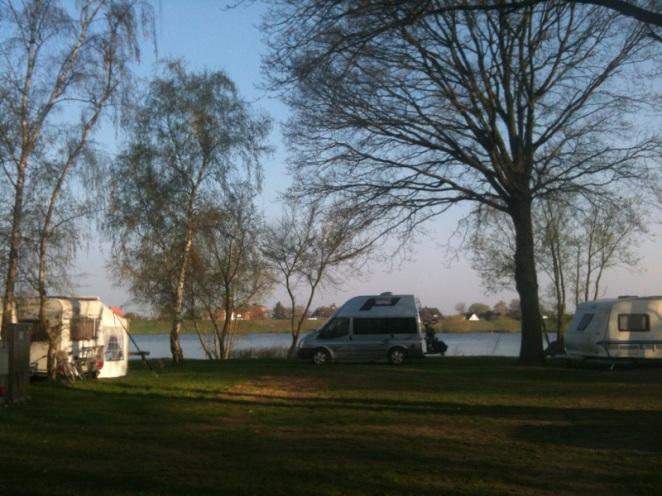 Camping Land in Drage / Foto: © Camping Korrespondent