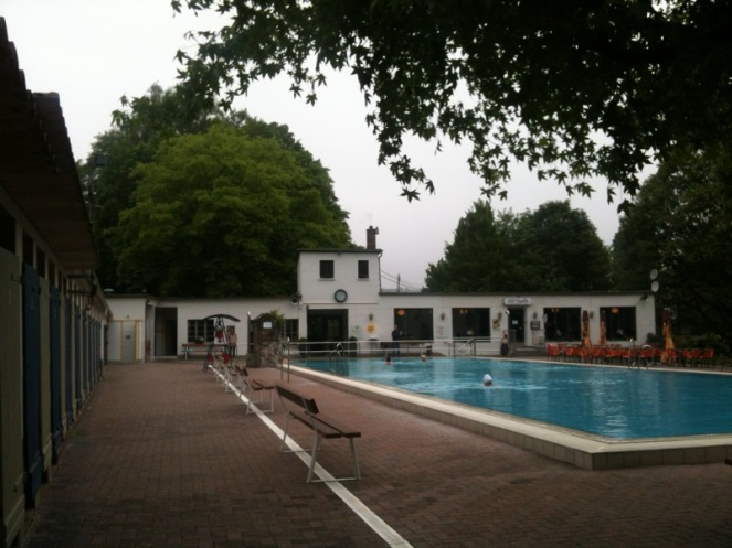 Thermalfreibad Bad Bodendorf / Foto: © Camping Korrespondent