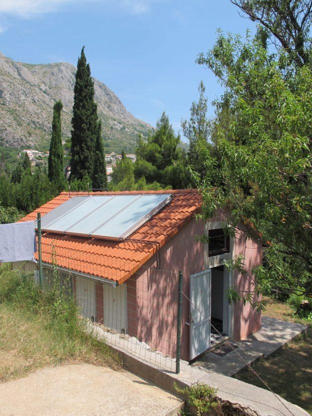 Camping Kate bei Dubrovnik, Kroatien / Foto: © Camping Korrespondent