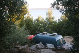 Camping Pinus, Kroatien / Foto: © Camping Korrespondent
