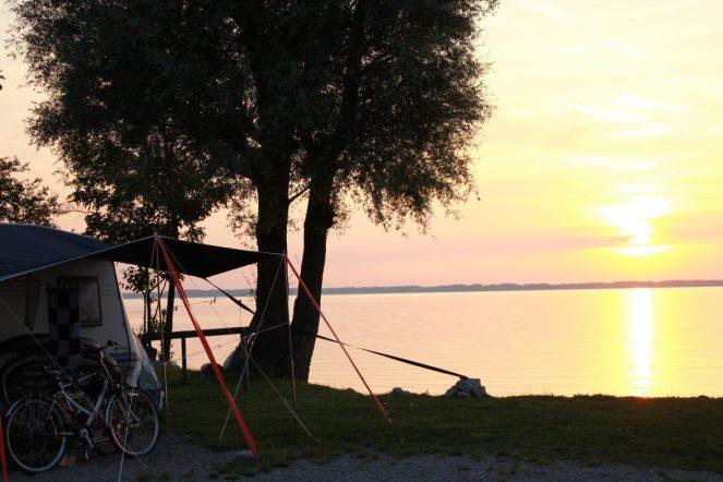 Chiemsee, Foto: © Camping Korrespondent