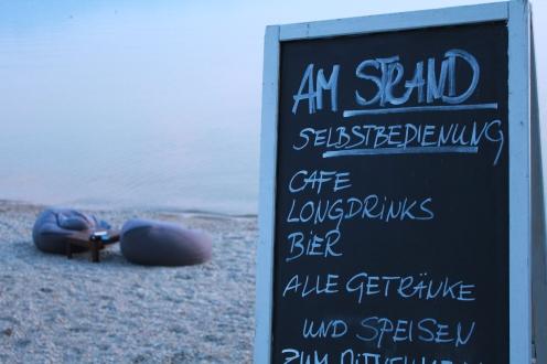 Strandbar Chieming