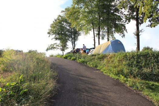 Camping Blauer See, Westerwald / Foto: © Camping Korrespondent
