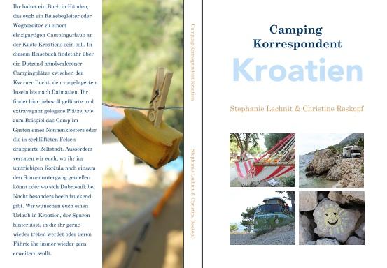 Buchumschlag / Campingbroschüre Ausgabe 1 (2014)