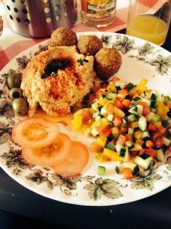 Frisch und lecker: Speisekarte Camping Suleika