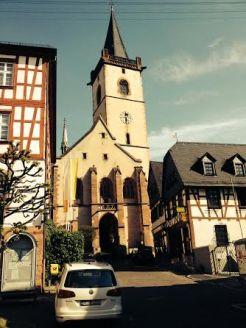 Marktplatz, Lorch im Rheingau