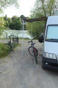 Stellplatz in Kitzingen