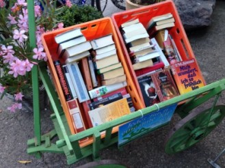 Büchertauschkiste