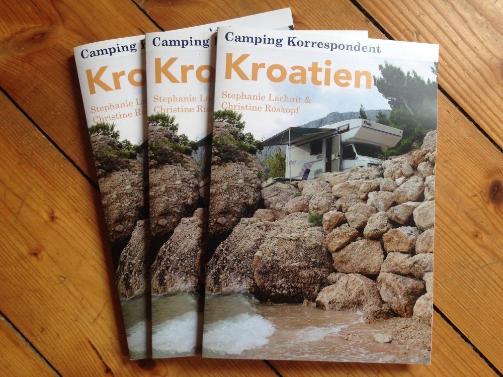 Cover Campingkorrespondent Kroatien