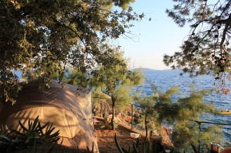 Camping Ponta, Kroatien