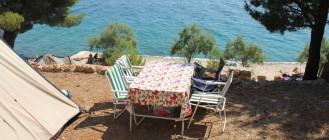 Camping Pinus, Kroatien