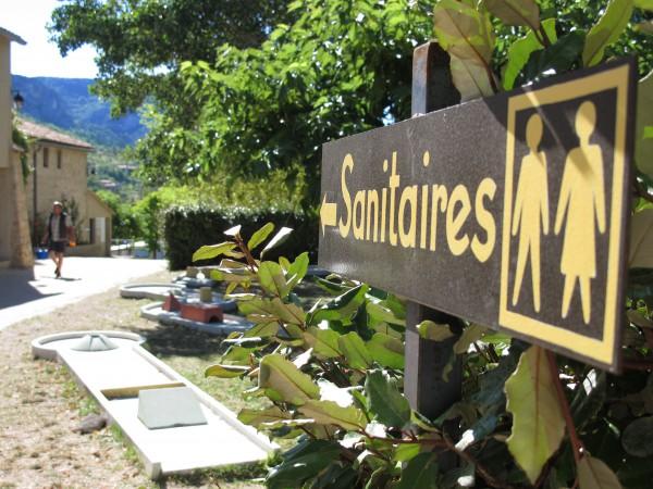 Moustiers Sainte-Marie / ©Campingkorrespondent