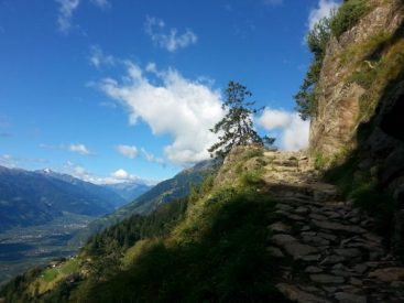 Etappe 1 Meraner Höhenweg / © Camping Korrespondent