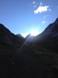 Etappe 4, Meraner Höhenweg / © Camping Korrespondent