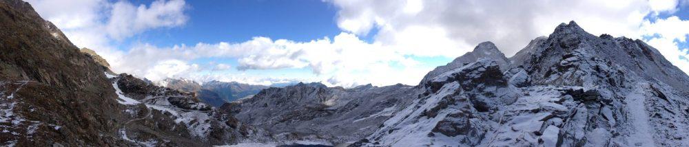 Etappe 4 zum Eisjöchl, Meraner Höhenweg / © Camping Korrespondent