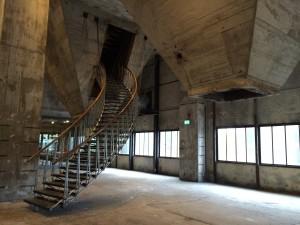 Zeche Zollverein/Essen, Foto: Camping Korrespondent ©