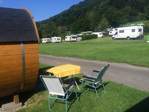 Campingplatz Hohensyburg/Dortmund, Foto: Camping Korrespondent ©