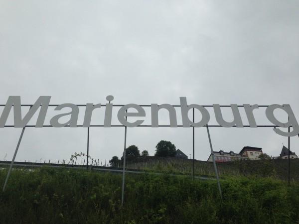Marienburg an der Moselschleife bei Pünderich / ©Campingkorrespondent