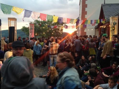 Oben Air Festival 2015