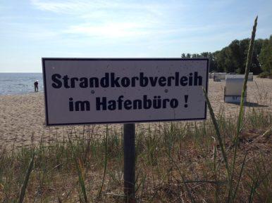 Stellplatz Mönkebude, Stettiner Haff / © Campingkorrespondent