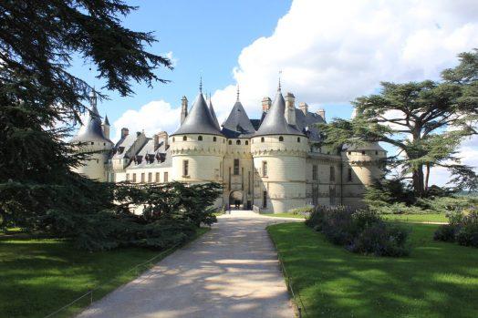 Schloss Chaumont-sur-Loire / Foto: © Camping Korrespondent