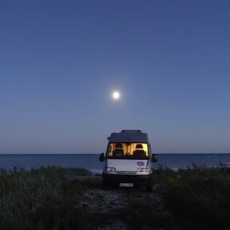 Cool Camping Wohnmobil / © Susanne Flachmann