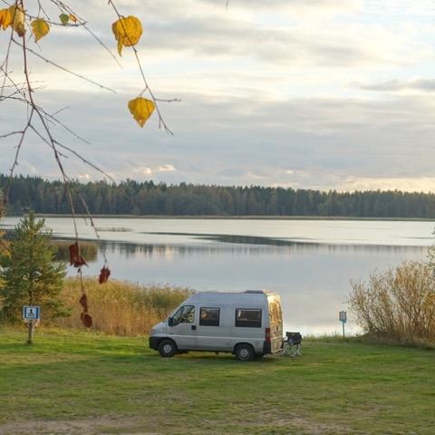 finnland cool camping wohnmobil susanne flachmann. Black Bedroom Furniture Sets. Home Design Ideas