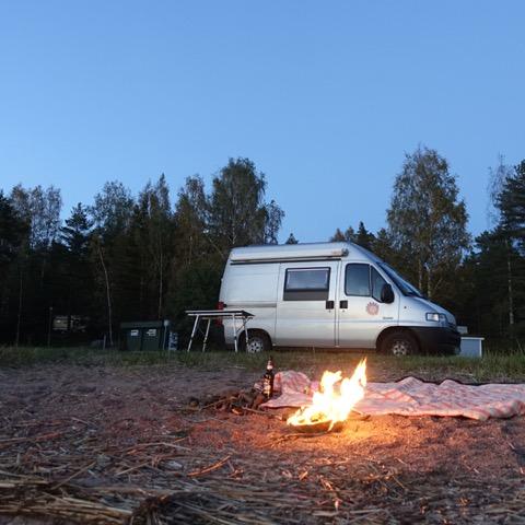 cool camping wohnmobil susanne flachmann sch n campen. Black Bedroom Furniture Sets. Home Design Ideas