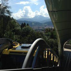 Nordkettenbahn Innsbruck / Foto: © Camping Korrespondent