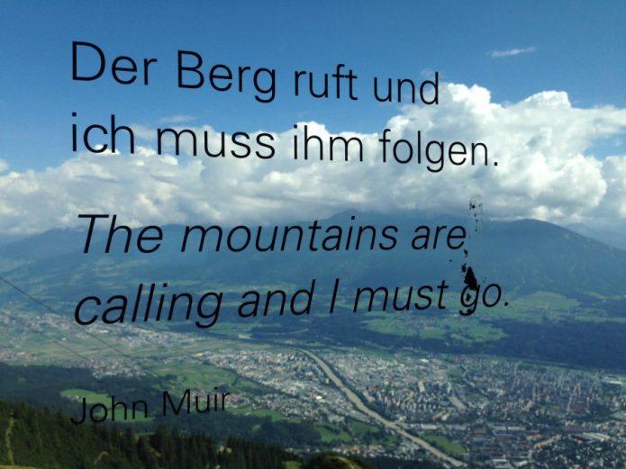 Nordkette Innsbruck / Foto: © Camping Korrespondent