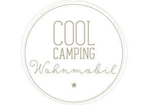 Logo Cool Camping Wohnmobil, Rechte: Susanne Flachmann