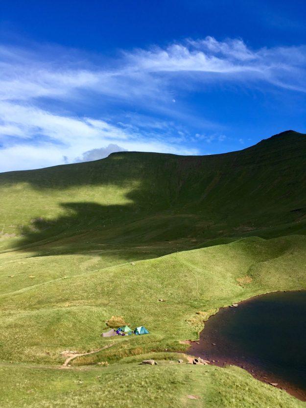Pen y Fan Wales / © Campingkorrespondent