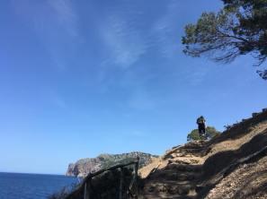 Küstenweg nach Port de Sollér, Trockenmauerweg Mallorca / © Campingkorrespondent