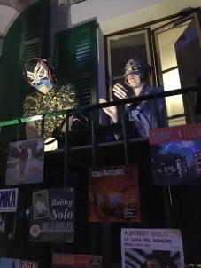 Hostal Sollér, DJ Set mit Sonidera Mandril