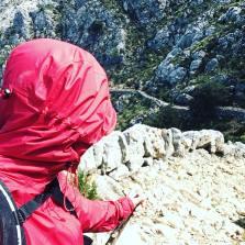 Abstieg nach Lluc, Trockenmauerweg Mallorca / © Campingkorrespondent