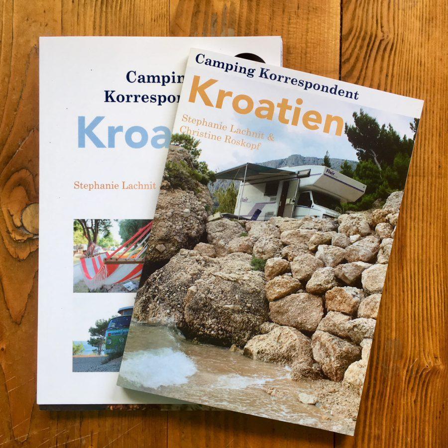Cover Campingbroschüre Kroatien