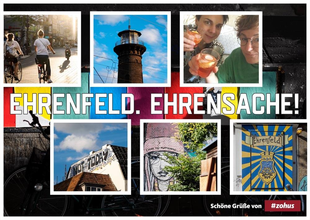 Köln Postkarte / Rechte: GAG Immobilien AG